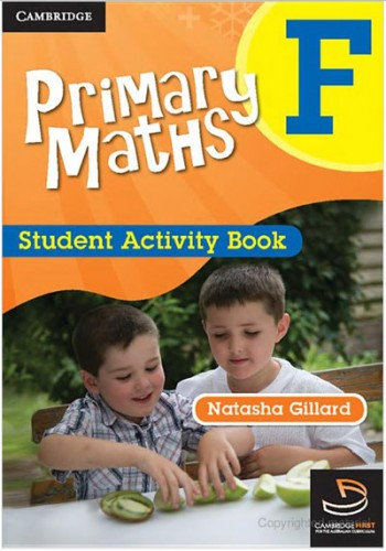 Cambridge Primary Maths Student Activity Book