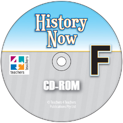 History Now Teacher's CD