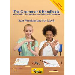 Jolly Phonics The Grammar Handbook 6