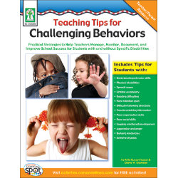 Teaching Tips for Challenging Behaviours