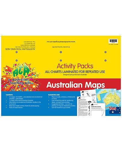 Australian Maps Pack