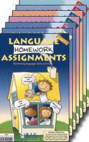 Language Homework Assignments