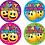 Thumbnail: Discovery Award Stickers Happy Birthday