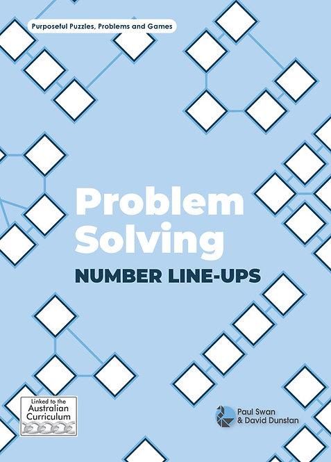 Problem Solving Number Line-ups