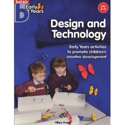 Belair Early Years Design & Technology