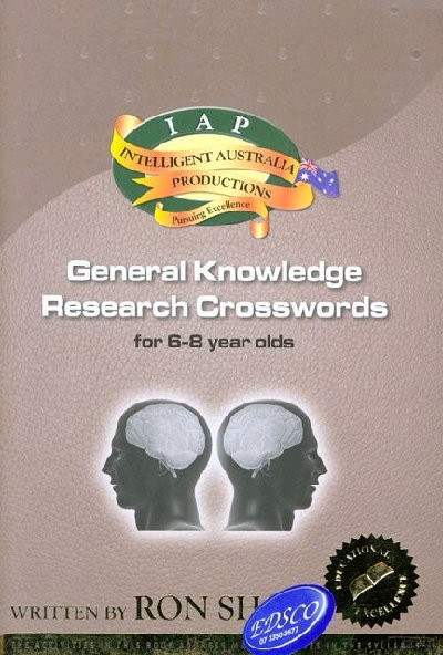 General knowledge Research Crosswords