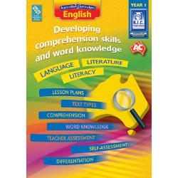 Developing Comprehension Skills & Word Knowledge