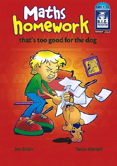 Maths Homework That's Too Good For The Dog