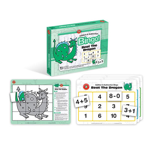 Beat the Dragon Game