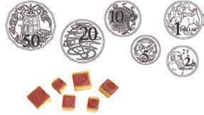 Money Stamps Set