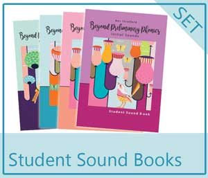 Beyond Preliminary Phonics Student Products