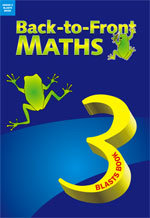 Back to Front Maths Blasts Book
