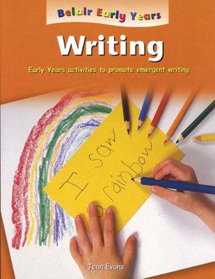 Belair Early Years Writing