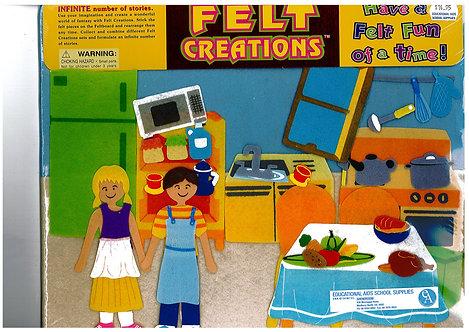 Felt Creations - Assorted Variety