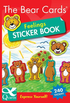 The Bear Cards Feelings Sticker Book