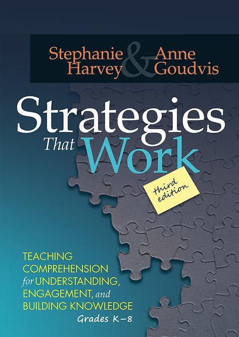 Strategies That Work 3E