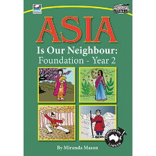 Asia Our Neighbour Foundation - Year 2