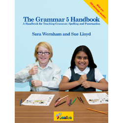 Jolly Phonics: The Grammar Handbook 5
