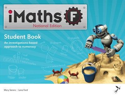 iMaths Student Books F-7