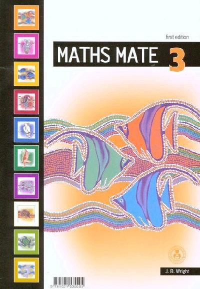 Maths Mate Student Pad, Years 3-10