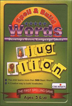 Spell & Build Words