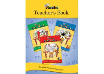 Jolly Phonics Teacher Book