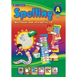 Spelling Worbook & Interactive CD