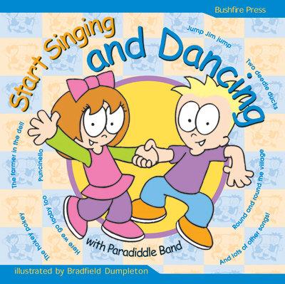 Start Singing and Dancing Book & CD