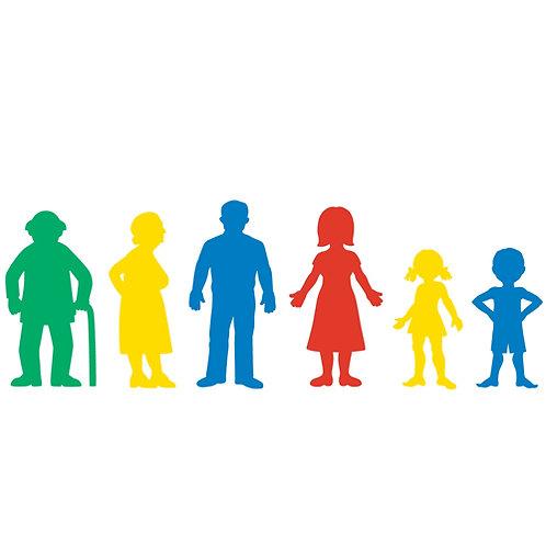 Stencils Family Members