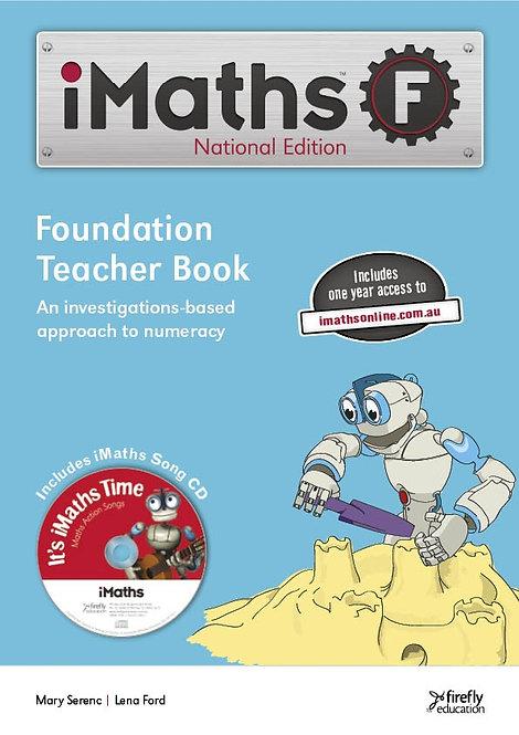 iMaths Teacher Books