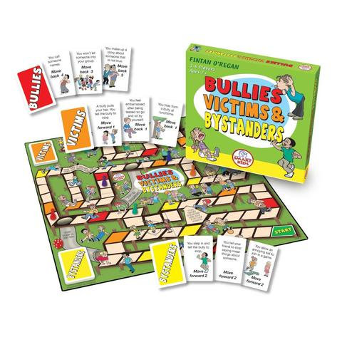 Bullies Victims and Bystanders Game