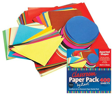 Basics Classroom Paper Pack