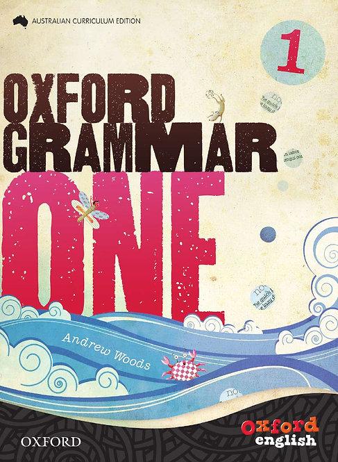 Oxford Grammar for Australian Schools