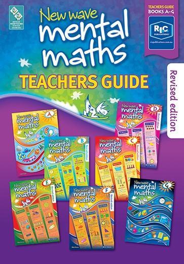 New Wave Mental Maths Teachers Guide
