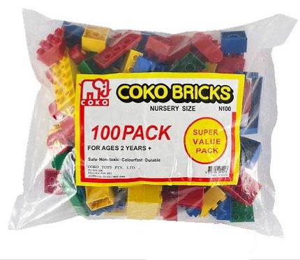 Coko Nursery Bricks
