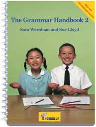 Jolly Phonics The Grammar Handbook 2
