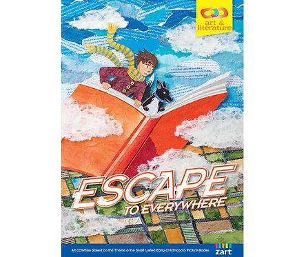 BookWeek 2017 - Escape to Everywhere