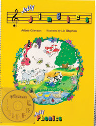Jolly Jingles Big Book & CD