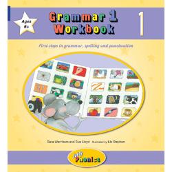 Jolly Phonics Grammar 1 Workbooks