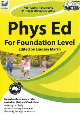 Australian Health & Phys Ed Series - Phys Ed