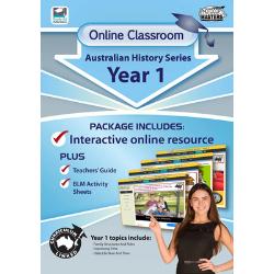 Online Classroom Australian History
