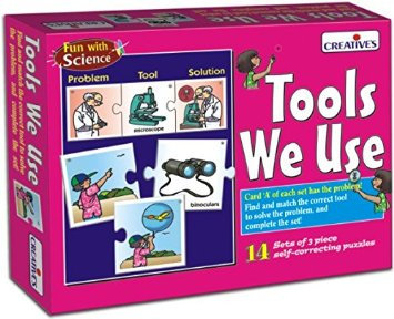 Tools We Use : Ages 4+