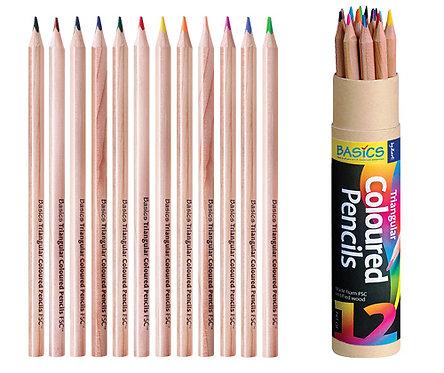 Basics Colour Pencils