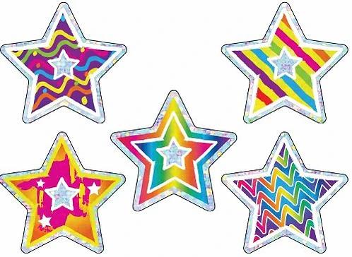 Sunshine Premium Sparkles Stickers