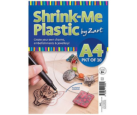 Shrink-Me Plastic