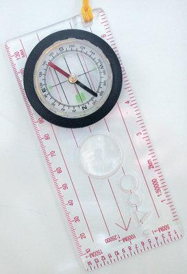 NT-4556 Orienteering Compass