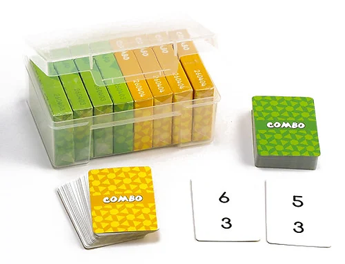 Combo Playing Cards