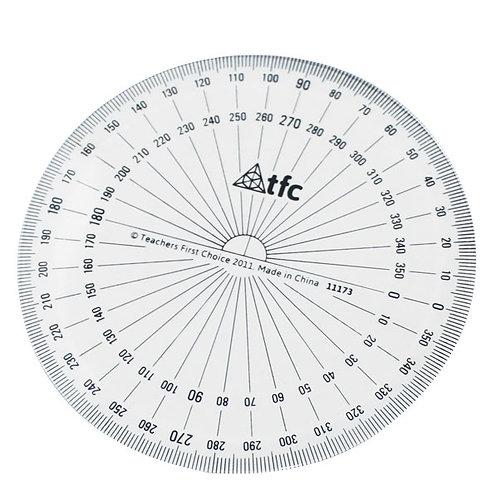 Basic Protractor 360 Degree