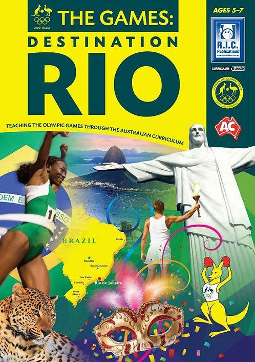 The Games Destination Rio