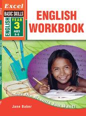 Excel Basic Skills English Workbook